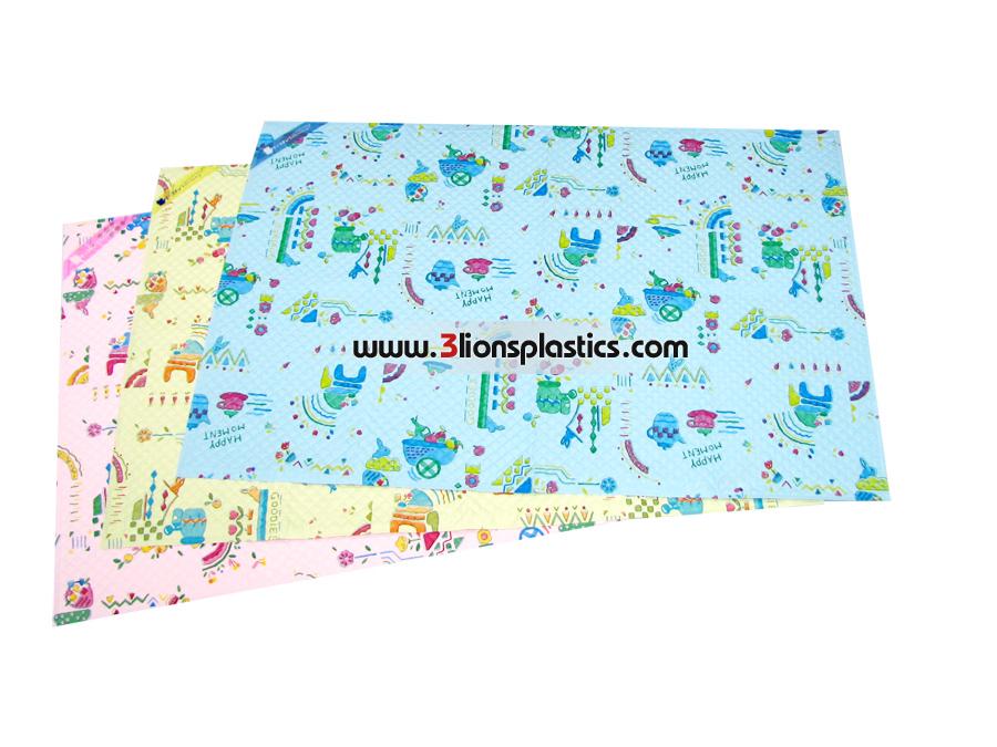 ผ้ายางญี่ปุ่น ใหญ่- โรงงานผลิตผ้าพลาสติกปูรองที่นอนเด็ก